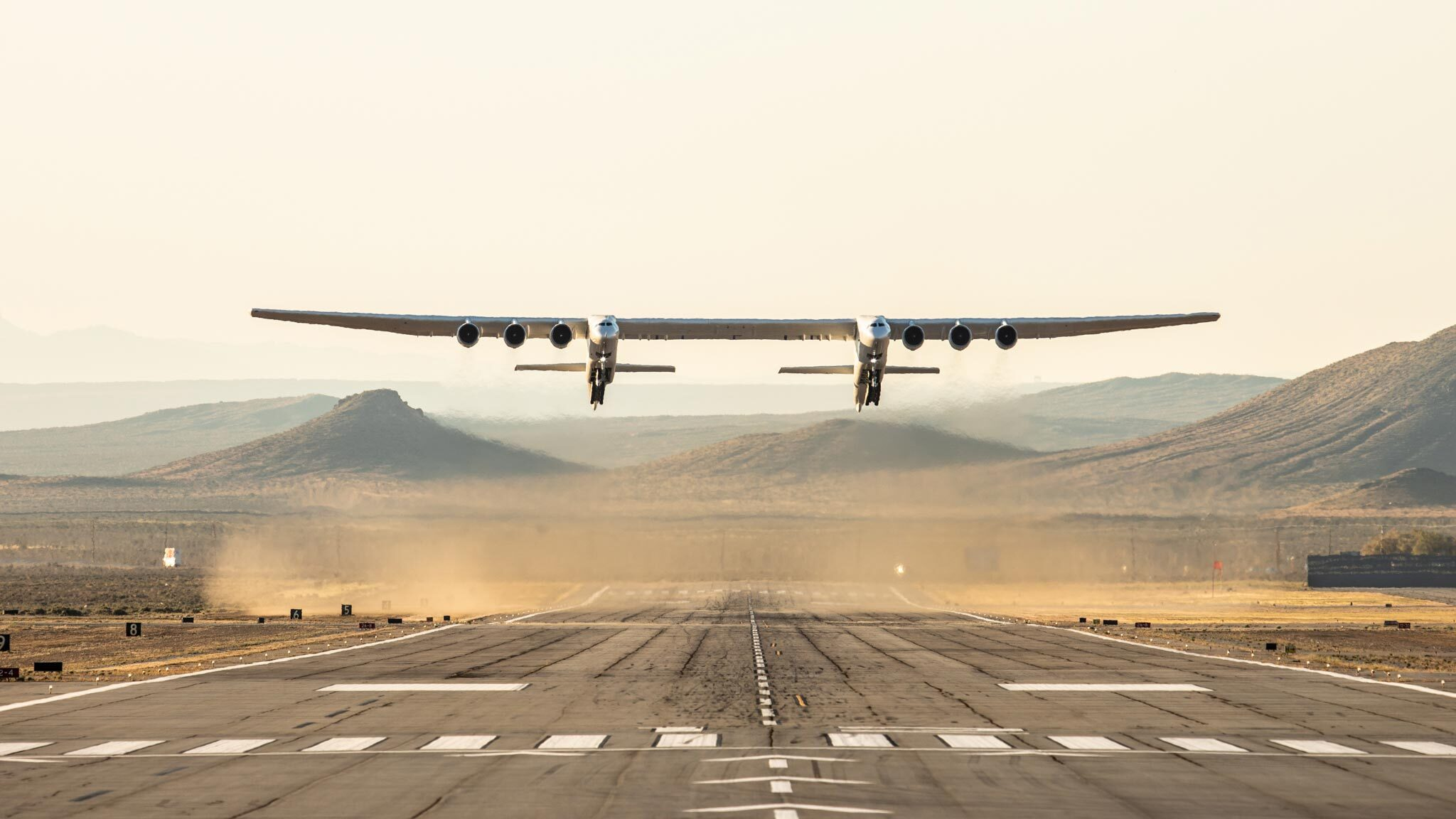 Image of Stratolaunch FF